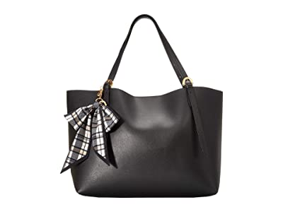 ZAC Zac Posen Posen Tote Solid (Black) Handbags