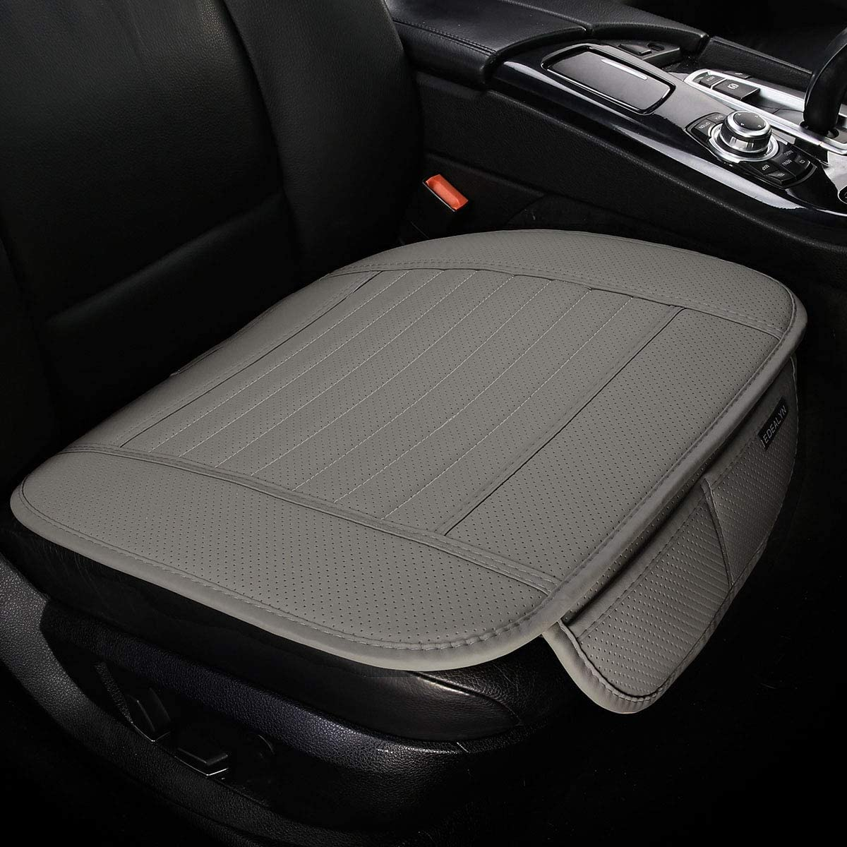 EDEALYN Four Seasons All stores are Max 42% OFF sold General PU Leather Cover Front Seats C Seat