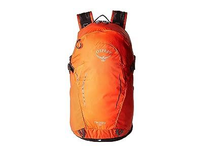 Osprey Hikelite 18 (Kumquat Orange) Backpack Bags