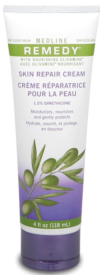 写真地下鉄休日にMedline Remedy with Olivamine Skin Repair Cream 4oz 118ml