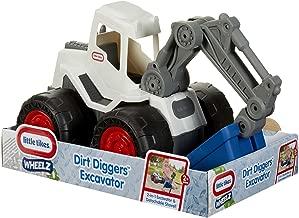 little tikes excavator dirt digger