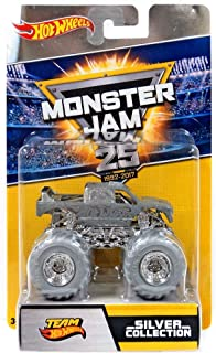 Best monster jam silver series Reviews