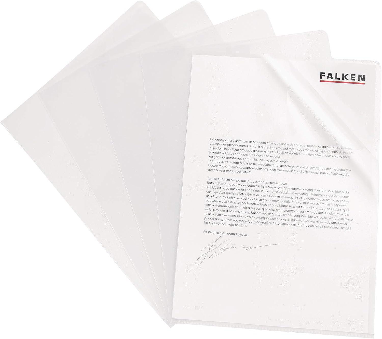 Falken Document Covers Outlet sale feature Transparent I Selling Premium 100 -