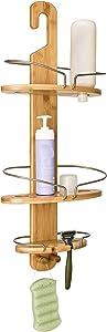 Honey-Can-Do BTH-06898 Bamboo Shower Caddy