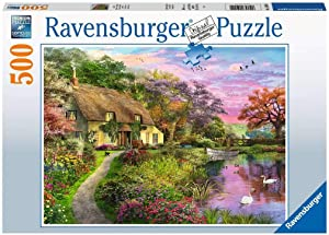 Ravensburger 15041 Country House 500 Piece Jigsaw Puzzle for Adults & for Kids Age 10 and Up