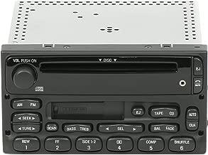 Ford 1999 2000 2001 2002 2003 2004 Ranger Radio AM FM CD CS IPOD IPAD MP3 Input (Renewed)