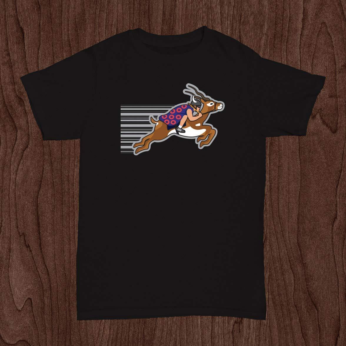 Translated Phish - Racing Antelope Retro Vintage Shirt Lot For Gift Dallas Mall T-Shirt