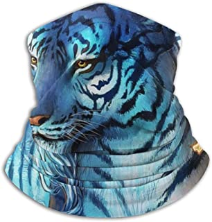 Sunscreen Half Face Mask. Bandana Neck Warmers Gaiters for Cold Weather Riding Fishing, Moisture Wicking Magic Scarf Headb...