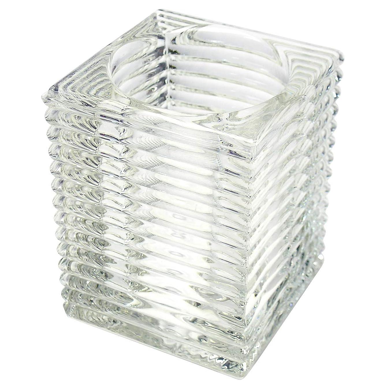 満了めまい気絶させるキャンドルホルダー ガラス6 キャンドルスタンド ろうそく立て ティーライトキャンドル ティーキャンドル