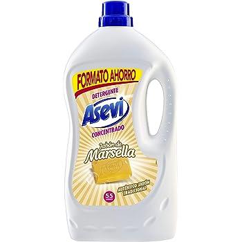 Detergente para ropa blanca y a color. Garrafa 5L. Especial para ...