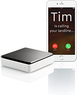 Invoxia Voice Bridge - Landline Calls On Your Mobile