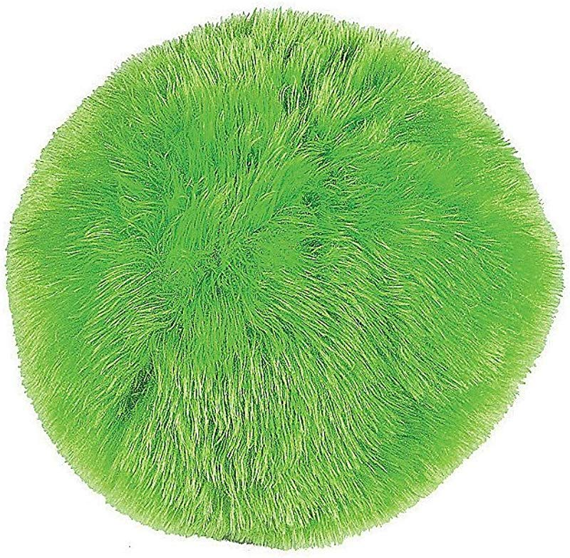 Fun Express Lime Green Plush Gumball Pillow