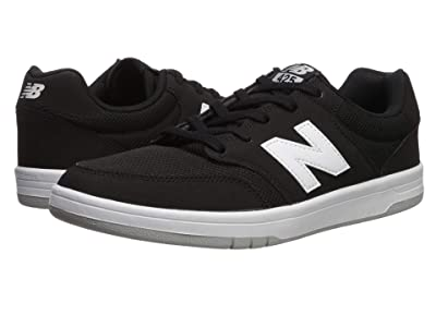 New Balance Numeric 425 (Black/White) Men