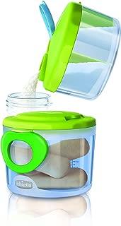 Porta-leite em pó 2 em 1, 0 m+, Chicco, Verde, A Partir Do Nascimento