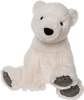 Mary Meyer Chillin' Arctic Stuffed Animal Soft Toy, Polar Bear, 12-Inches