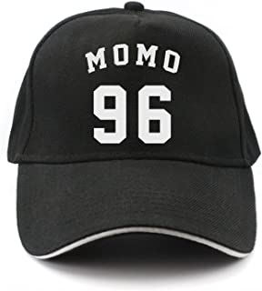 Kpop Twice Member Name and Birth Year Number Baseball Cap Fanshion Snapback with lomo Card