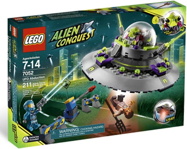 LEGO Alien Conquest UFO Abduction (7052)