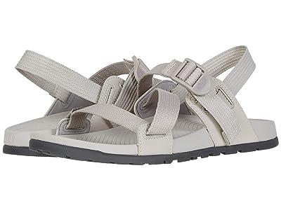Chaco Lowdown Sandal (Light Grey) Women
