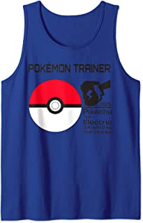 Pokemon Pokeball Trainer Tank Top