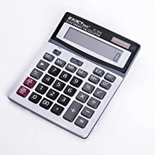 LACALA Solar Calculator, Suitable for Financial Office and Mobile Use. photo