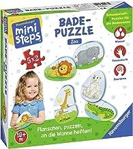 Ravensburger ministeps 04538 Zoo Bath Puzzle