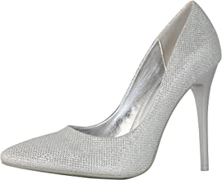Women's Classic Fashion Stiletto Pointed Toe Paris-01 High Heel Dress Pump Shoes