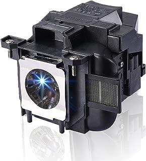 Alizen ELP78 Lamp Bulb for Epson ELPLP78 PowerLite Home Cinema 2030 VS230 VS330 EX7220 EX6220 EX3220 EX5220 Replacement Projector Lamp