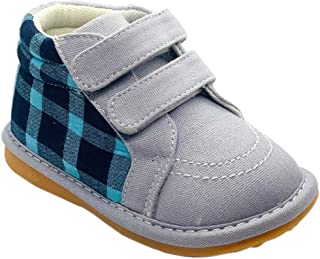 Squeaker Sneakers Kai Canvas Shoe