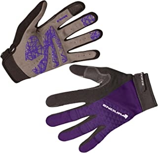 Womens Hummvee Plus Full Finger Cycling Glove