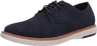 حذاء درابر برباط من قماش اوكسفورد للرجال من كلاركس