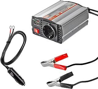 DEMA Spannungswandler 12/230Volt 300W/600W USB