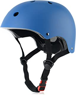 Ouwoer Kids Bike Helmet, CPSC Certified, Adjustable and Multi-Sport, from Toddler to Youth, 3 Sizes