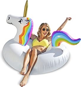 Explore unicorn floats for adults