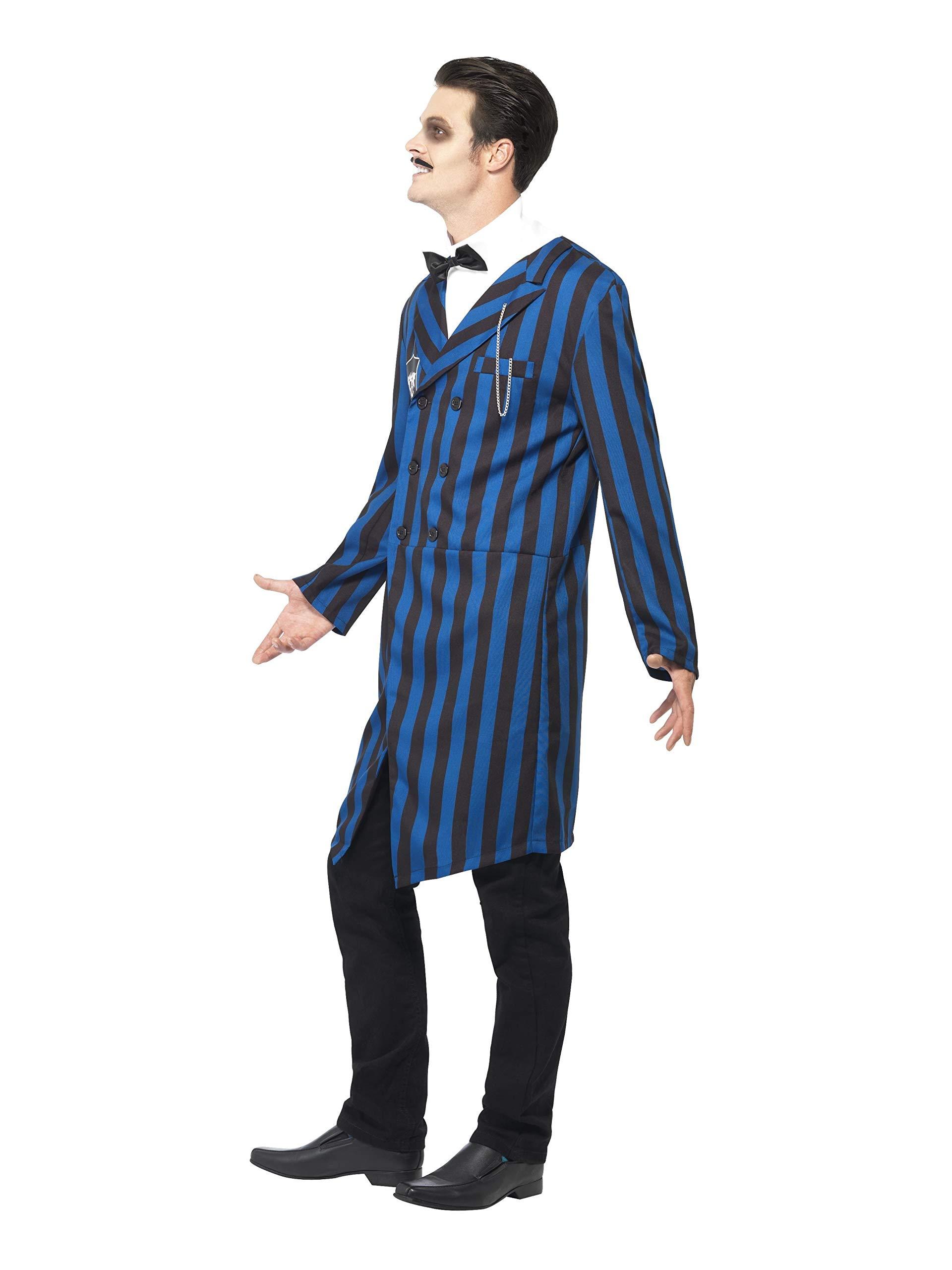 Homme Dark duc Gomez Halloween TV Film Adams Famille fancy dress costume outfit
