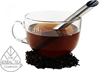 Centaury Tea Loose Herb Pu Erh Red Tea Blend 100g With Cinnamon Flavour