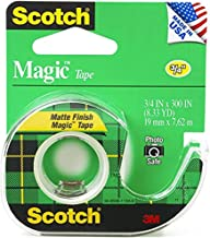 "Scotch 3105 3/4"" x 300"" Scotch Magic Tape 3 Pack"