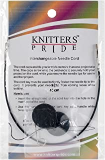 Knitter's Pride Interchangeable Cords 8