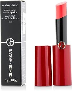 Giorgio Armani Ecstasy Shine Lipstick - 501 Eccentrico, 3 g