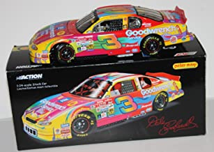 Limited Edition Dale Earnhardt Sr #3 Peter Max Goodwrench Chevrolet 1/24 Scale Diecast Hood Opens Trunk Opens HOTO Action Racing Collectables ARC Limited Edition Car
