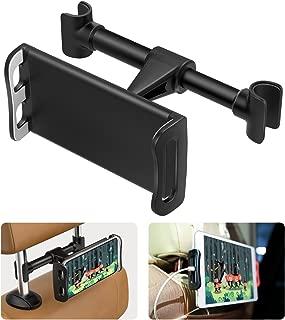 MoKo Headrest Phone/Tablet Car Mount, Adjustable Tablet Holder for 4-11