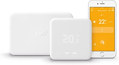 Tado–smartes Radiador de thermosta, Blanco, SK-ST01EK01IB01-TC-DE-03