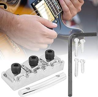 Stevige snaar borgmoer Gitaarsnaar borgmoer voor gitaristen(Silver (GE100))