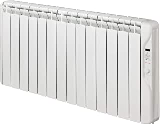 GABARRON Radiador Emisor Térmico Digital Programable RF14E Plus con Fluido térmico 90502007