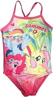 My Little Pony 'Summer' Girls Swimsuit 1.5-5 Years Swimwear (4-5 Years)