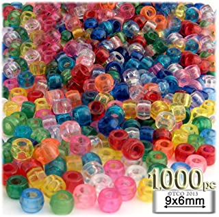 Best translucent pony beads Reviews