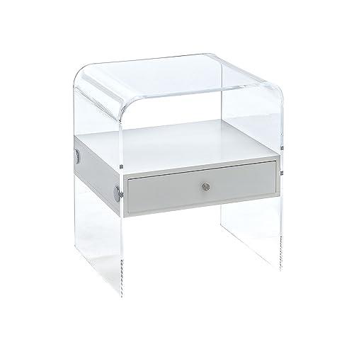 Comodino Plexiglass: Amazon.it