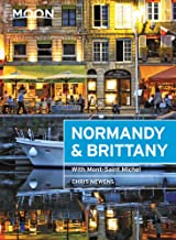 Moon  Normandy & Brittany: With Mont-Saint-Michel (Travel Guide)