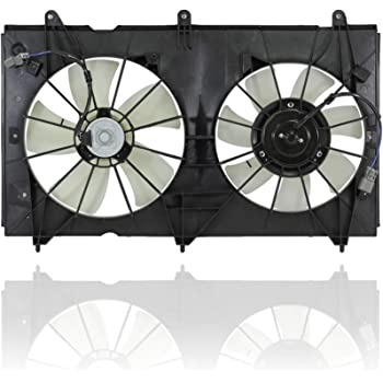19030-PNA-003 19030-RZA-A01 19030-PCX-003 Well Auto Radiator Fan Motor 02-06 RSX Manual Trans 02-09 CR-V 03-11 Element 00-09 S2000 fit 5 Blade Fan