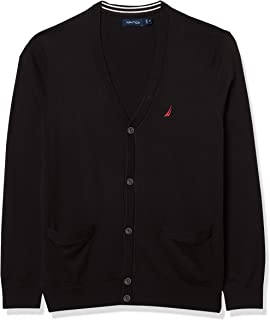 Nautica Men's Navtech Knit Cardigan