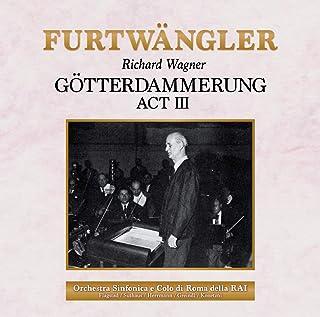 ワーグナー : 楽劇「神々のたそがれ」第3幕 / ヴィルヘルム・フルトヴェングラー (Wagner : Gotterdammerung (Act 3) / Flagstad, Suthaus, Herrmann, Greindl, Orches...